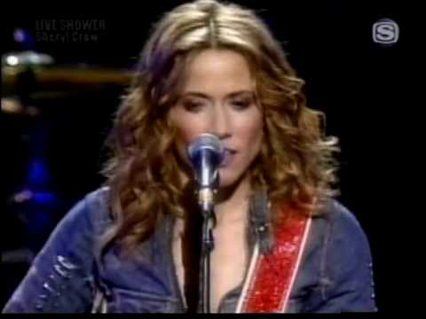 Sheryl Crow - If It Makes You Happy - live - 2002 - lyrics