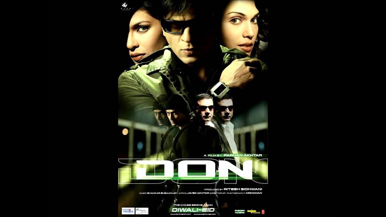 Don Hindi Movie Mp3 Song Free Download