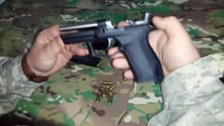 Обзор пистолета форт 17Р