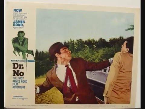 Dr  No`s Tarantula - Vintage Radio Teaser 1962