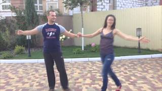 Постановка свадебного танца от Евгении Похожай