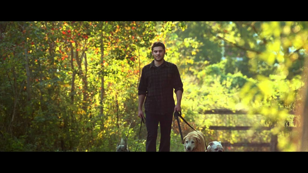 The Lucky One Trailer Deutsch