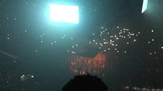 kanye west stops show to rant facts tampa 91416