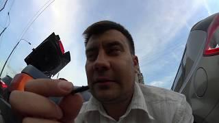 Быстрый ремонт бескамерных шин жгутом! Шиномонтажник Михаил! Москва 2017 год!