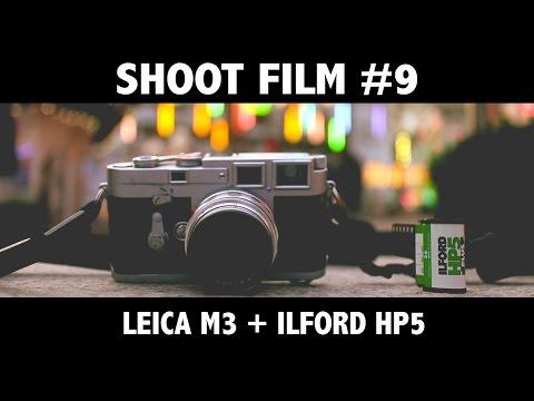 Leica M3 + ilford HP5+