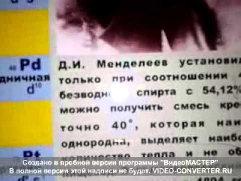алко таблица Менделеева) Прикольно)
