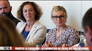 HubÉco La Provence : la formation au cœur des discussions