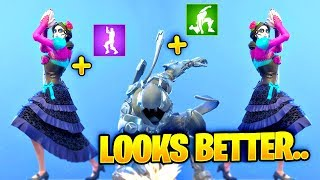 Fortnite Dances That Looks Better With These Skins..! *LOOKS & SOUND BETTER*