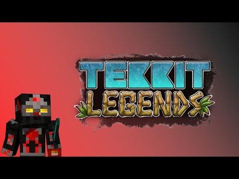 Tekkit Legends Episode 2 : Solar Power