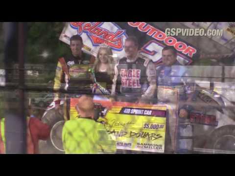 Jersey Rush VI - 8/23/2016 - New Egypt Speedway