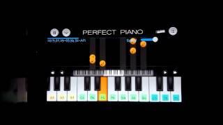 Papinka masih mencintaimu cover piano By Muhd!