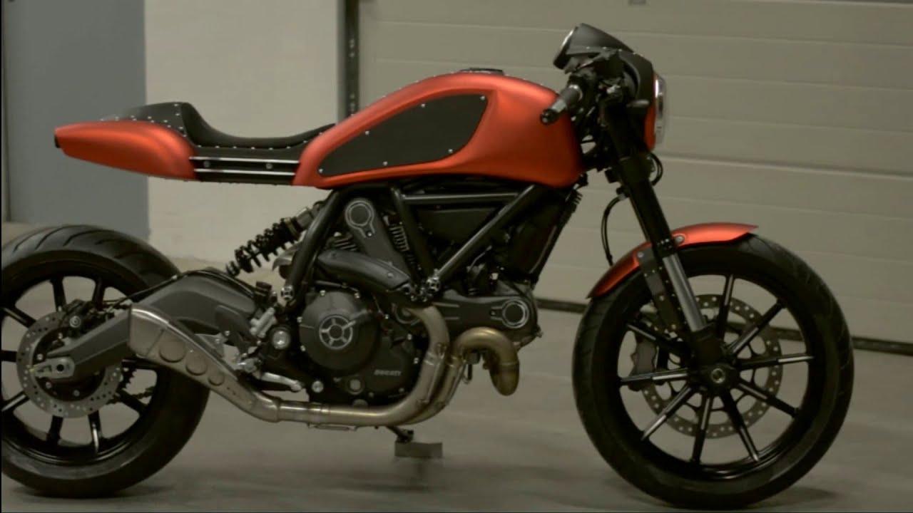Ducati Scram... Ducati Scrambler Youtube