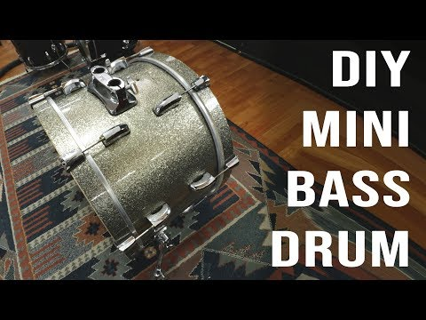 I Cut This Bass Drum in Half... oops