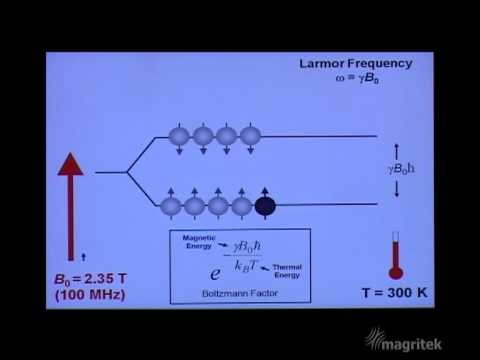 Introductory NMR & MRI: Video 02: Introduction to Nuclear Magnetic Resonance