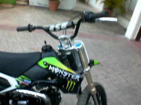 Kxp 125cc Monster Energy Dirt Bike In Tanzania Youtube