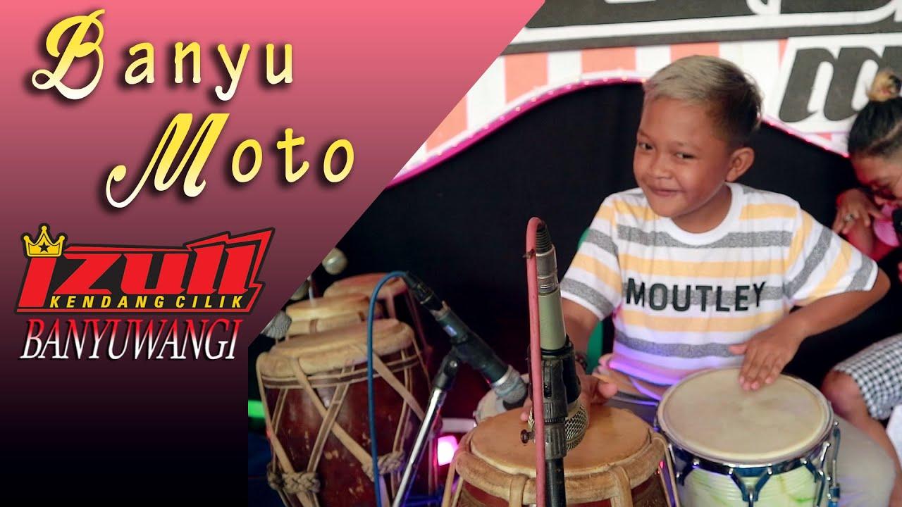 Banyu Moto ~ cover KENDANG CILIK BANYUWANGI | Era Syaqira