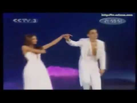 """Quick Change Show"" Sergey Melnikov And Oksana Grigorenko"