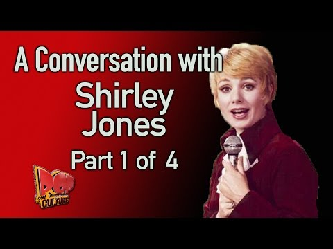 Shirley Jones talks about Partridge Family and her career Part 1 of 4