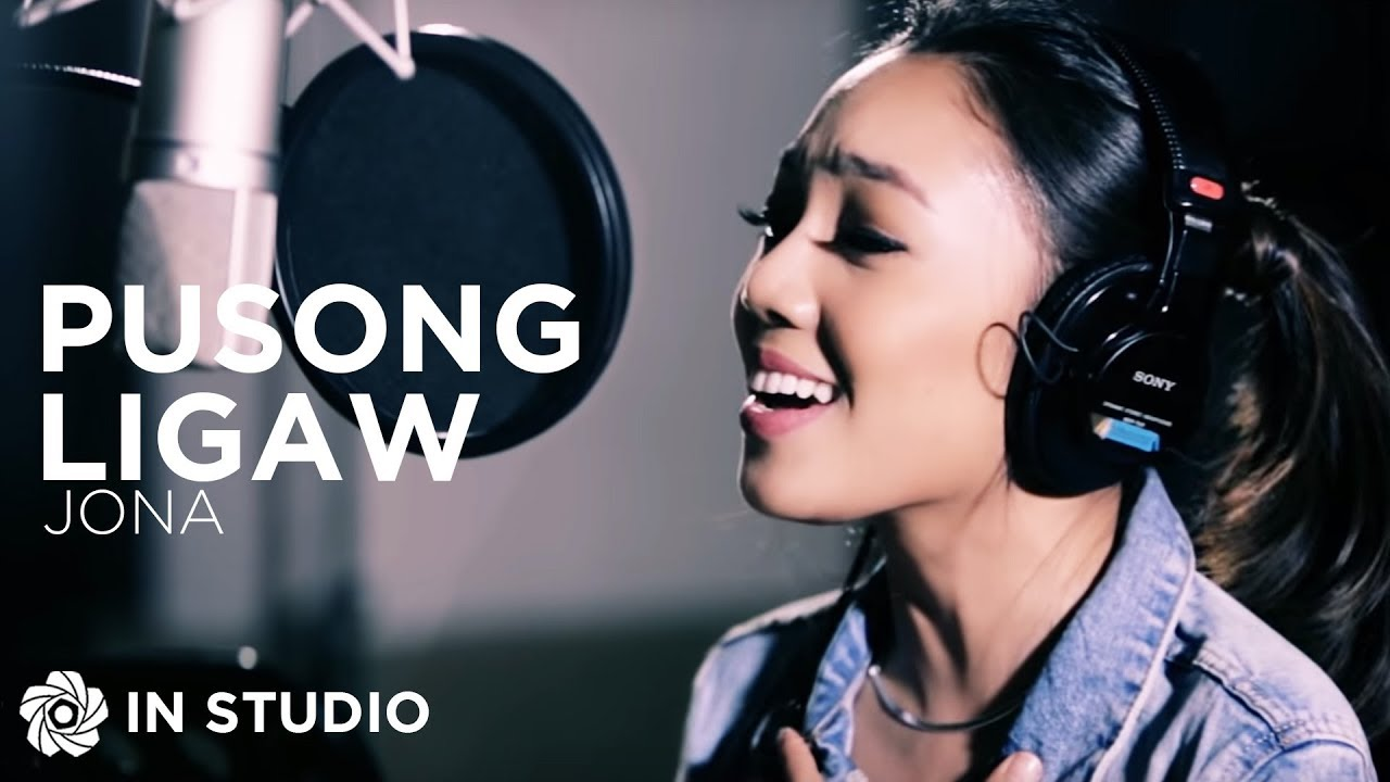 Download Pusong Ligaw - Jona (Official Recording Session)