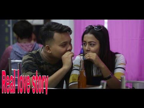 Sochta Hoon Ke Woh Kitne Masoom Thay Real Couple Love Story    Satyajeet Jena    Unplugged Song 2019