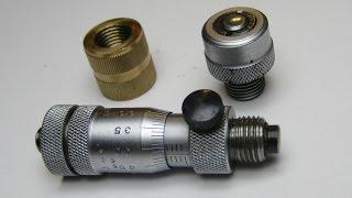 Ремонт и обзор нутрометрического микрометра 50-600 мм