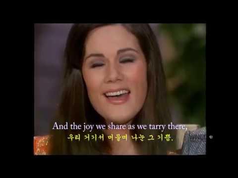 In The Garden Guys U0026 Ralna (Lawrence Welk Show) 정원에서 (English/Korean  Subtitles)
