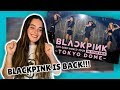 BLACKPINK - Kill This Love (LIVE IN JAPAN) REACTION