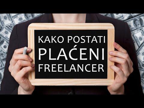 Kako postati plaćeni freelancer - 11.01.2018 - WPK