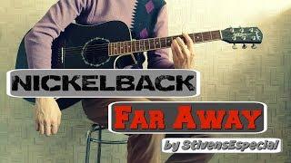 Nickelback - far away (acoustic cover)