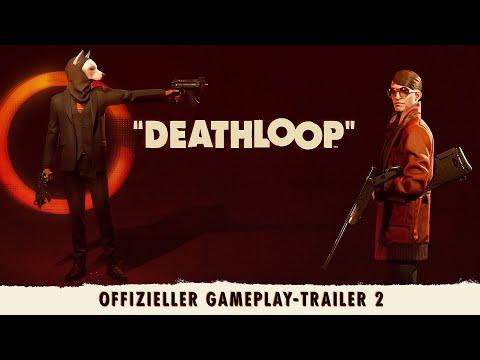 DEATHLOOP – Offizieller Gameplay-Trailer 2: Zwei auf einen Streich