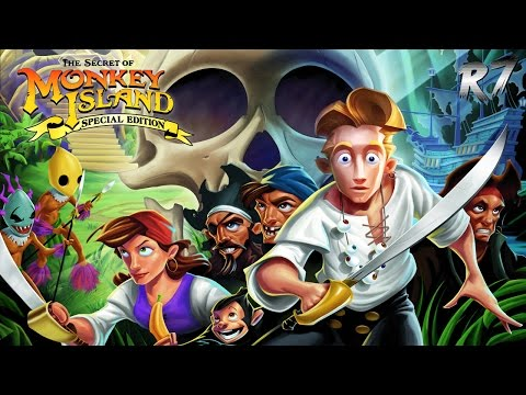 The Secret of Monkey Island™ Special Edition | PC | Longplay