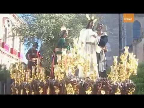 Salida Catedral Redención (Beso de Judas) 2015, Sevilla