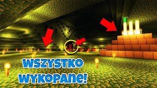 """Minecraft #480 - """"Wykopane! Podwodna świątynia cz.3!"""""""