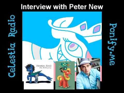 Interview with Peter New