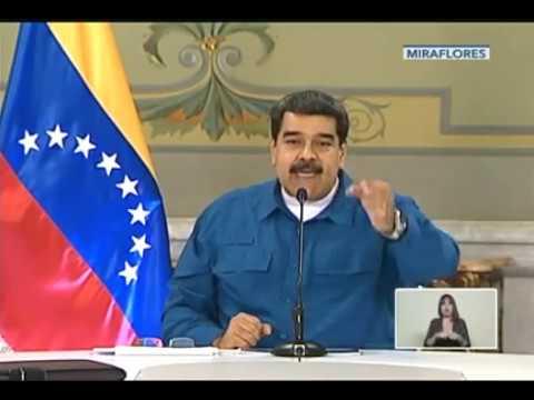 Maduro: Bancos tienen 48 horas para eliminar límite de retiro de efectivo