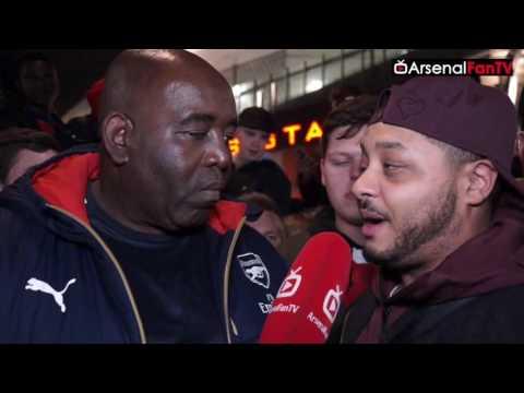 Arsenal vs Reading 2-0 | Oxlade-Chamberlain's Goal Was TEKKERS!!!