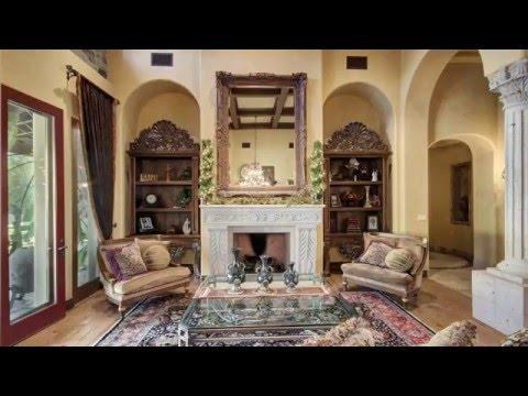 Tuscan Estate Home Tour HD