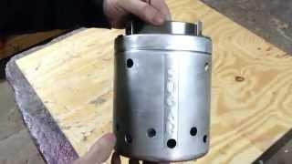 Diy Retro Ikea Wood Gasifier