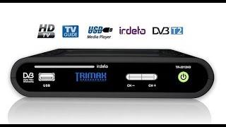 Video Обзор Т2 приставки Trimax TR 2012HD plus download MP3, 3GP, MP4, WEBM, AVI, FLV Agustus 2018