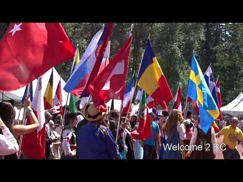 European Festival 2015, Burnaby BC, Canada Part 1