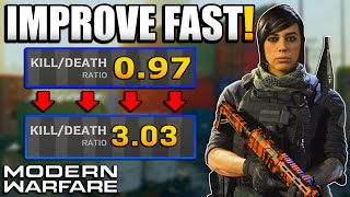 Fastest Ways to Improve KD/SPM | Modern Warfare How to Become Top Tier