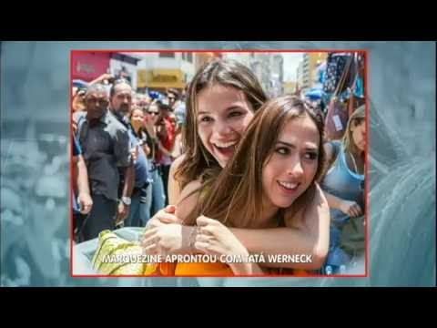 #HDV: Isabelle Drummond Ignora Namorado E Luiza Possi & Fiuk