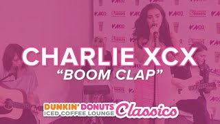 Charli XCX  Performs Boom Clap Live  Classic