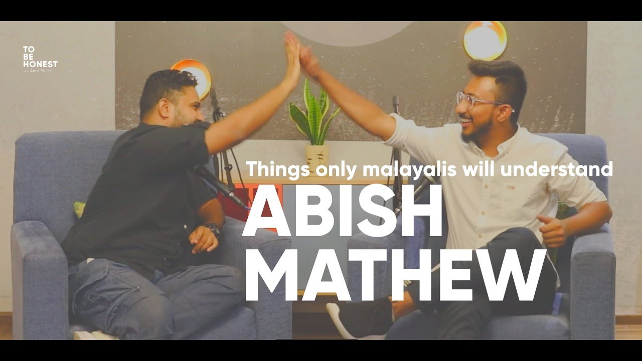 "Download If my mom had a tagline it would be ""Palli Poyo"" - Abish Mathew"