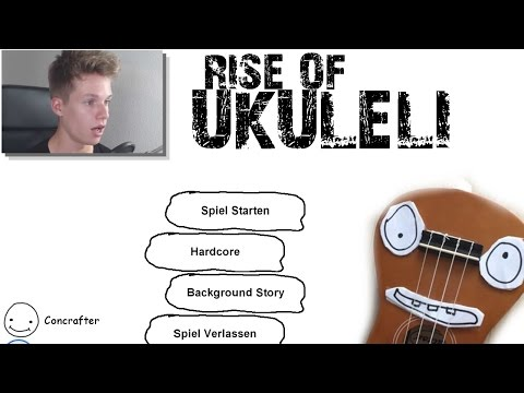 Spieletest 2 - Rise of Ukuleli (v.1.0.1) von TheFar   Music and Gaming für ConCrafter   LUCA HD