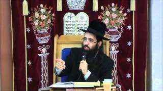 הרב יעקב בן חנן הרצאה בכפר שלם ת