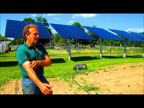 The Berry Farm goes solar