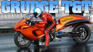 Supercharged and Nitrous grudge bikes drag racing videos 2013