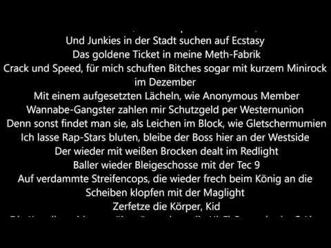 Kollegah - Pitbulls & AKs Lyrics HD