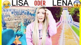 LISA oder LENA Challenge (Welcher TYP mensch bist DU wirklich?)